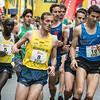 Elite: Dickson Huru (5 - Uganda), Antonio Abadia (2) & Adel Mechaall (10),