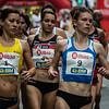 Elite Femenina: Isabel Macías Chow (1), Lidia Rodriguez Sierra (4) & Blanca Fernández de la Granja (9)