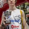 Copa de tercero en la milla urbana internacional de Bilbao