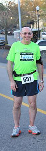Run Raleigh Half Marathon April, 2013