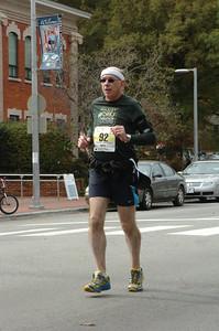 City of Oaks Marathon 2012