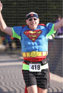 Hallowed Half Marathon October, 2013