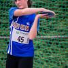 Lauranne Van Hoogthen (ACHL), goed voor zilver bij de cadetten.