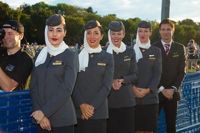 Sponsor Etihad Airways (Abu Dhabi)