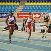 Finale 60 M - Open Belgisch Studenten Kampioenschap - BLOSO Topsporthal - Gent