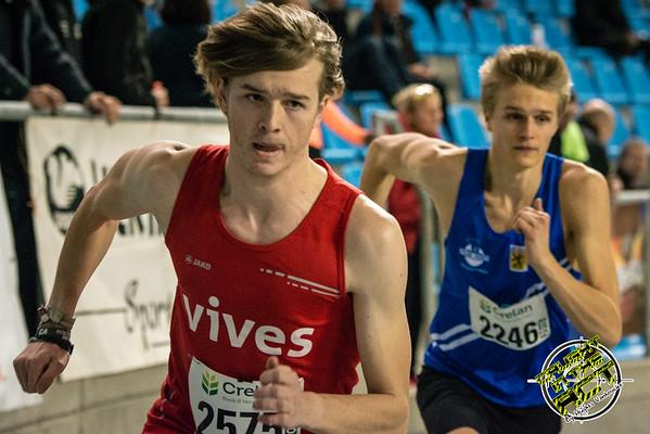OBSK Belgisch Studenten Kampioenschap 2015
