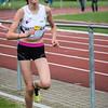 Birgit Dieryck uit Zonnebeke werd zesde bij de miniemen meisjes