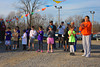 Fun Run of the 2012 Onondaga Nation Trail Run.
