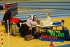 Scherpe tijd - Open Belgische Studenten Kampioenschappen Indoor - Topsporthal De Blaarmeersen - Gent<br /> <br /> Buen tiempo para el 60 M llano en pista cubierta - Campeonato de Bélgica Abierto de Estudiantes en pista cubierta - Pista Cubierta Gante - Bélgica<br /> <br /> Pas mal le temps pour un 60 M - Championnat Belge Ouvert d'Etudiants indoor - Piste Couverte De Blaarmeersen - Gand - Belgique<br /> <br /> Sharp time for a 60 M - Open Belgian Student Championship Indoor @ Indoor Running Track - Ghent - Belgium