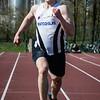 Rinus Staessen (FLAC Izegem) - 200 M - Open Meeting - VITA Ninove - Oost-Vlaanderen