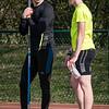 FLAC'ers Rinus Staessen & Yngwie Vanhoucke tussen twee wedstrijden - Open Meeting - VITA Ninove - Oost-Vlaanderen