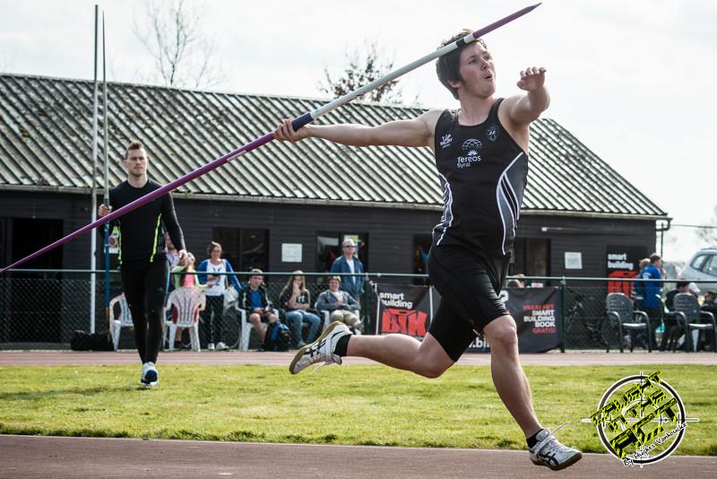 Gregory Sienaert (EA) - Speerwerpen - Open Meeting - VITA Ninove - Oost-Vlaanderen