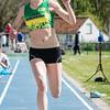 Augustine Van Zegbroeck, brons bij de meisjes cadetten met een sprong van 4,81 M @ Provinciaal Kampioenschap Atletiek - De Lenspolder - Nieuwpoort