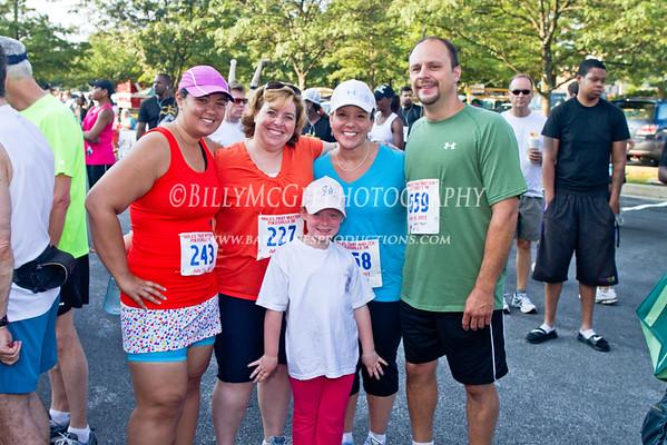 Pikesville 5k Run - 10 Jul 2011