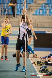 Provinciaal Kampioenschap 2016 Indoor Atletiek