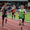 Kampioen/Campeón  400 M: Nikola Invernizzi (HC Oostende)