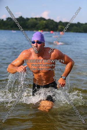 Pterodactyl Tri - Swim 25 July  2018