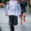 Yngwie Vanhoucke tijdens de opwarming - Route 62 Jogging 4 Km - Gistel - West-Vlaanderen