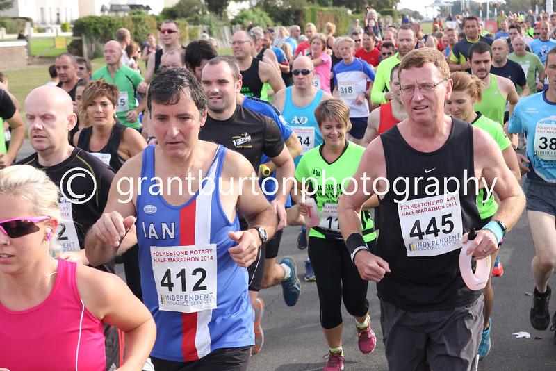 Folkestone Half Marathon 030