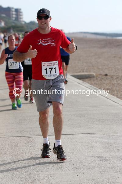 Folkestone Half Marathon 180
