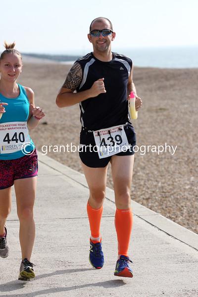 Folkestone Half Marathon 222