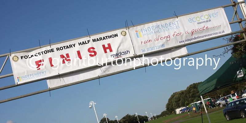 Folkestone Half Marathon 2015 001