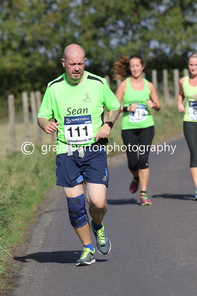 Sittingbourne 10 m Race 16  252