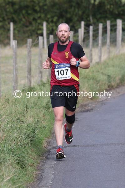 Sittingbourne 10 m Race 16  118