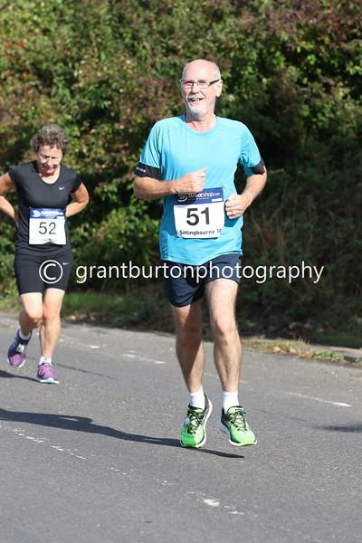 Sittingbourne 10 m Race 16  238