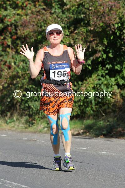 Sittingbourne 10 m Race 16  316