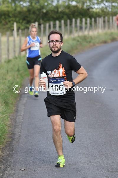 Sittingbourne 10 m Race 16  102