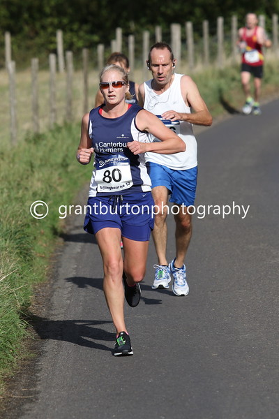 Sittingbourne 10 m Race 16  110