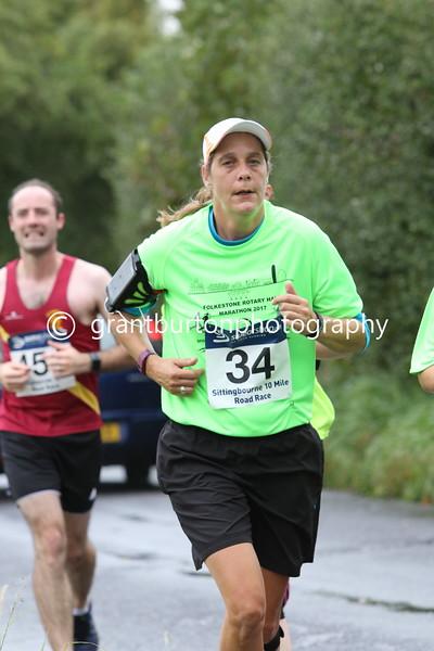 Sittingbourne 10 Mile 17 342