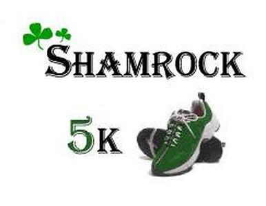 Shamrock 5k Run - 13 Mar 11