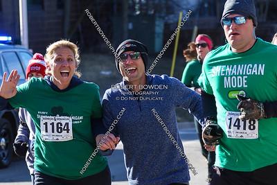 Shamrocks & Shenanigans 5K 11 March 2018