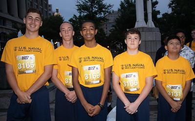 Navy Mile