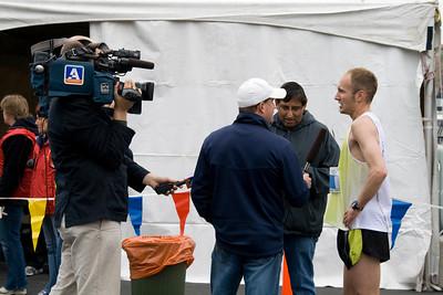 men's winner Eric Kiauka