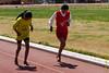 Entrenamiento de niñas chumbivilcanas para el campeonato intercolegios - Parque Zonal - Wanchaq - Cusco - Perú