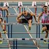 Wim Marynissen, Dario De Borger & Rodric Seutin - Finale 60 M Horden - Kampioenschap van Vlaanderen - BLOSO Topsporthal  - De Blaarmeersen - Gent