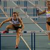 Beste jaarprestatie wereldwijd voor Eline Berings op de 60 M Horden - Kampioenschap van Vlaanderen  - Topsporthal Vlaanderen - Gent
