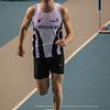 Mathias Desmet - Finale 60 M Horden - Kampioenschap van Vlaanderen - BLOSO Topsporthal  - De Blaarmeersen - Gent