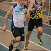 Atleet met beperking - Vlierzele Sportief Indoor Meeting - BLOSO Topsporthal - Gent