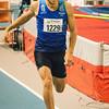 """Pierre-Antoine Balhan net boven de limiet voor het EK in een tijd van 1'48""""78 - Vlierzele Sportief Indoor Meeting - BLOSO Topsporthal - Gent"""