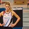 Franse atlete uit het Rijselse - Vlierzele Sportief Indoor Meeting - BLOSO Topsporthal - Gent