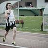 Yngwie Vanhoucke: provinciaal kampioen  2014 op 800 M - campeón departamental 2014 en los 800 M