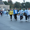 Marian House residents walking in the Sister Act 5K