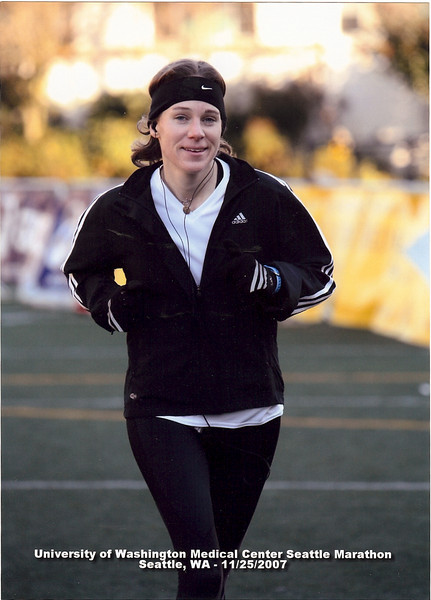 2007 Seattle Marathon