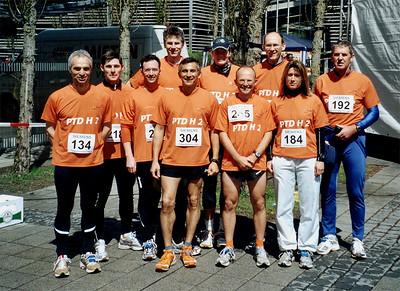 PTD H2 Team, Erlangen, 29.04.2006