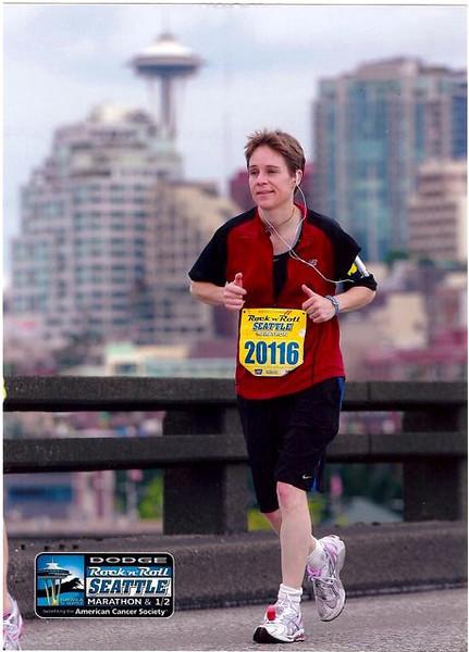 2011 Seattle Rock 'n' Roll Marathon