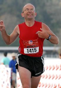 Golden Gate Half Marathon November 2006, San Francisco, California, USA